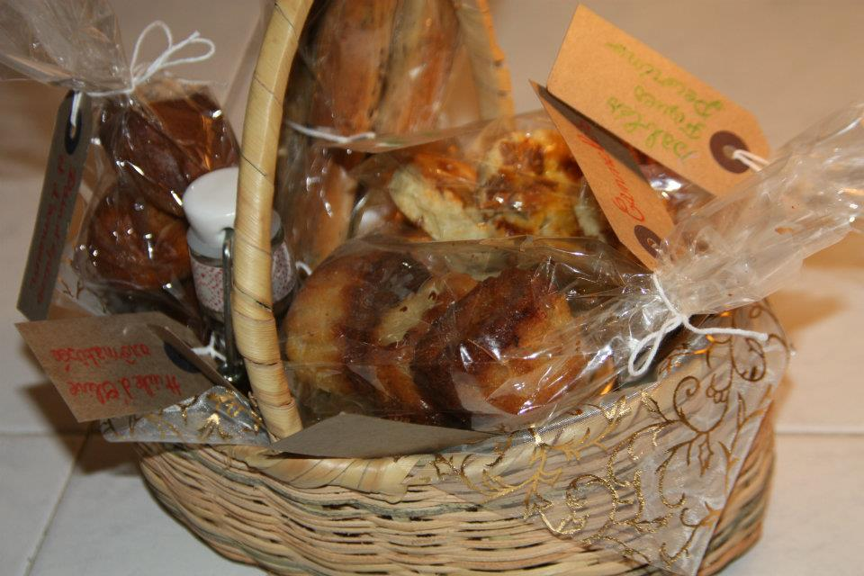 photo of Marion Barral's Christmas Hampers