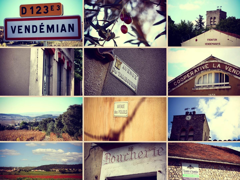Vendémian, le village de mon enfance