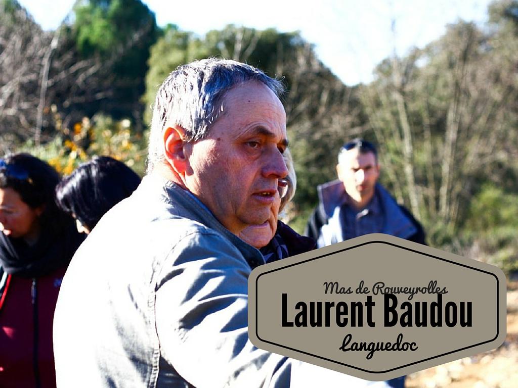(Français) Portrait d'un vigneron bio de la famille : Laurent Baudou (Hérault, Languedoc)