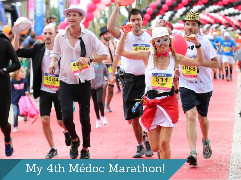 Marathon du Médoc : et de 4 ! (photos & résultats 2015)