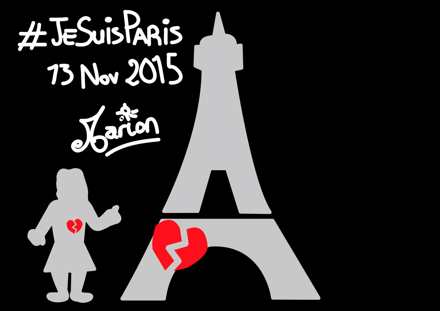 Marion je suis Paris